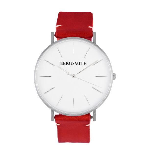 hodinky bergsmith ace cervena